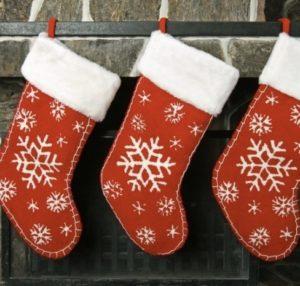 Мастер-класс по созданию рождественских носков